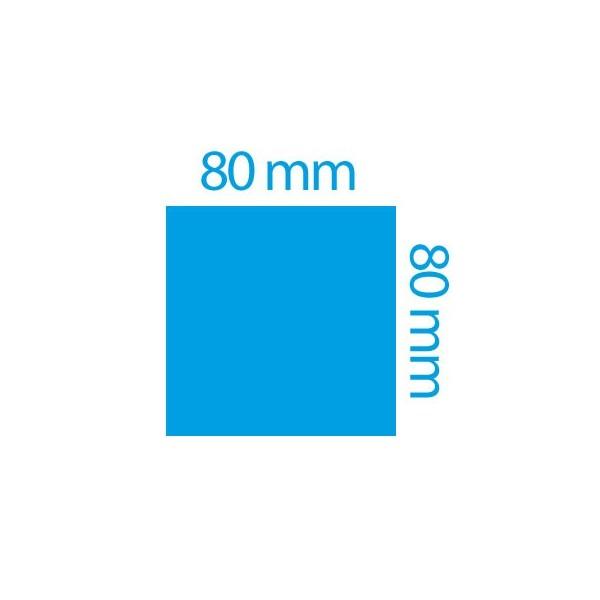 autocollant 80x80mm sur papier 83g pelliculage brillant imprim 39 com 39 imprime votre objet. Black Bedroom Furniture Sets. Home Design Ideas