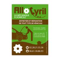 Flyer Allo Cyril