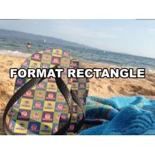 Photo sur toile format rectangle