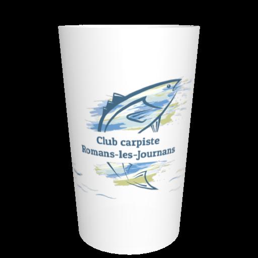Gobelet association personnalisé Pêche dessin poisson