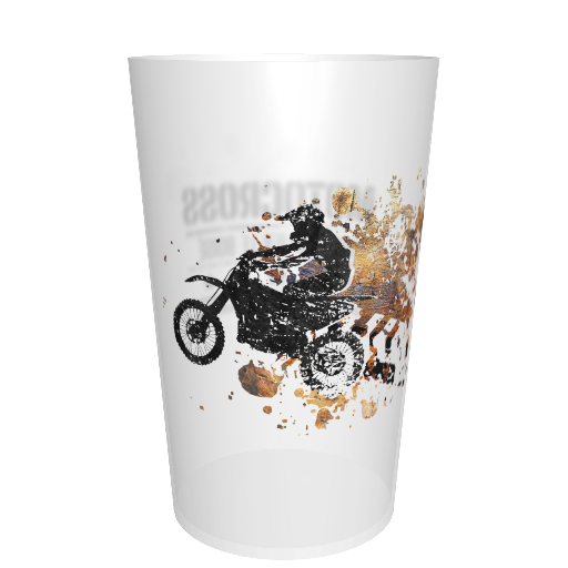 Customized sport cup